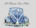 Visit the K1 Classic Car Hire website