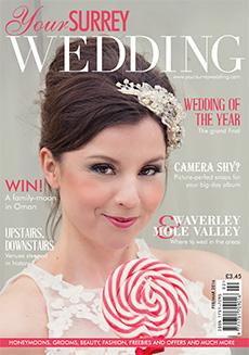 Issue 57 of Your Surrey Wedding magazine