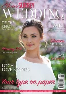 Issue 78 of Your Surrey Wedding magazine