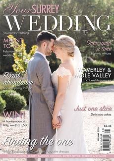 Your Surrey Wedding magazine, Issue 81
