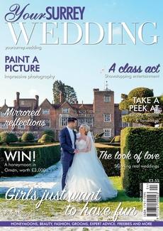 Your Surrey Wedding magazine, Issue 82
