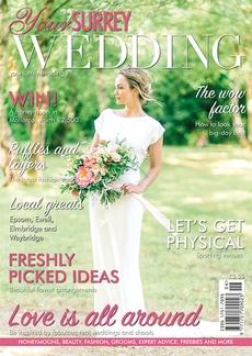 Your Surrey Wedding magazine, Issue 83