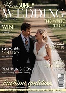 Your Surrey Wedding magazine, Issue 84