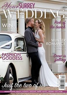 Your Surrey Wedding magazine, Issue 86