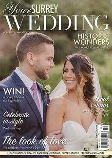 Your Surrey Wedding magazine, Issue 87