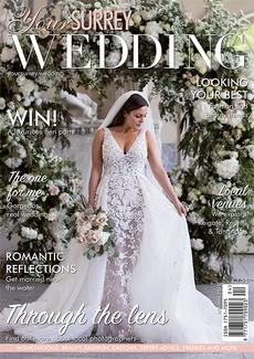 Your Surrey Wedding magazine, Issue 88