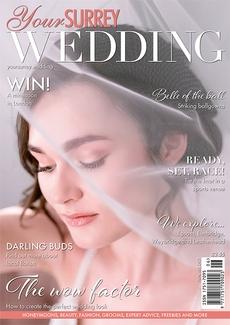 Issue 89 of Your Surrey Wedding magazine