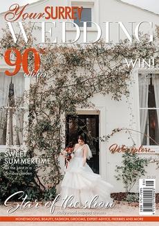 Your Surrey Wedding magazine, Issue 90
