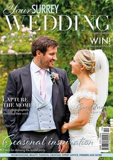 Your Surrey Wedding magazine, Issue 91