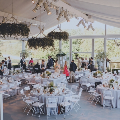 Berry Marquees has launched a new wedding brochure