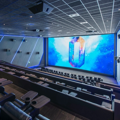 Epsom's luxury Odeon cinema has opened after an extensive renovation