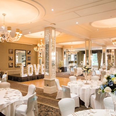 Discover what makes Richmond Hill Hotel a luxurious wedding venue