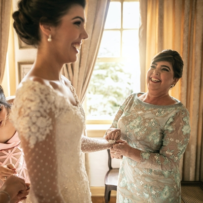 Mother-of-the-bride specialist Dee Brain reveals what's on-trend