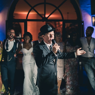 Find out more about Sinatra performer Paul Holgate