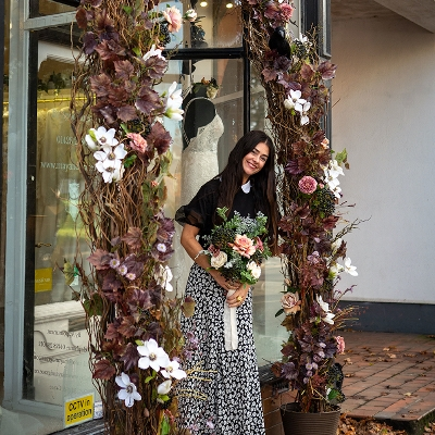 Bridal boutique, May & Grace is celebrating its third anniversary