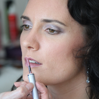 Hair and make-up artist, Linda Leonard reveals how you can incorporate grey into your big-day look