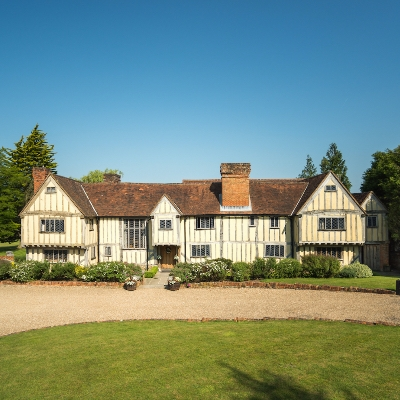 Get married at the charming Cain Manor
