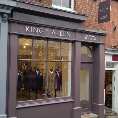 News from King and Allen