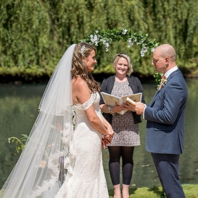 Why you should hire a celebrant for your big day