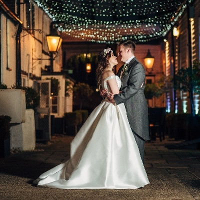 Rebekah and Jez quickly become inseparable and celebrated their love for one another at The Talbot