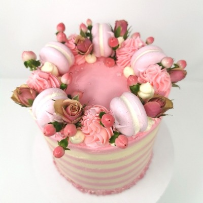 Find out more about The Polkadot Cakery