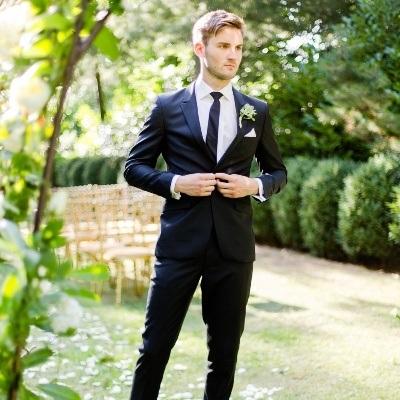 We interview Woking-based formal menswear company, Stephen Bishop Suiting