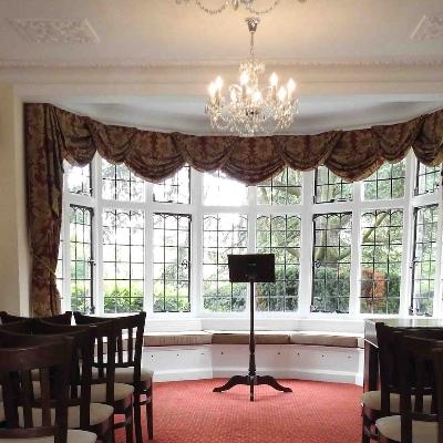Take a peek at Rylston, the Weybridge Register Office