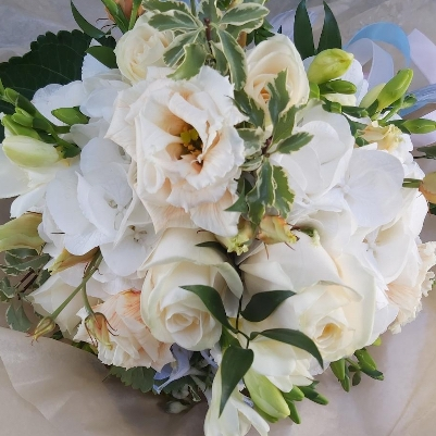 Elise Ciampaglia from Florescence tells us the latest flower trends