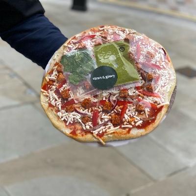 New launch from local vegan restaurant