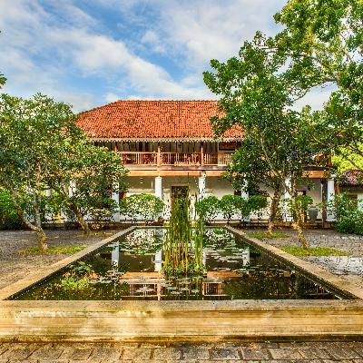 Top five eco resorts in Sri Lanka