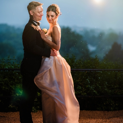 Lorena and William celebrated their big day at Richmond Hill Hotel