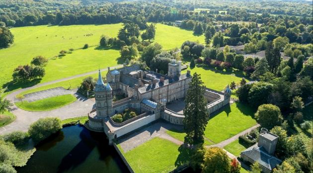 Aerial view of De Vere Horsley Estate, Horsley