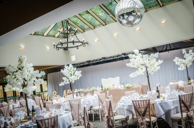 Celebrate your big day at the 16th-century Lythe Hill Hotel