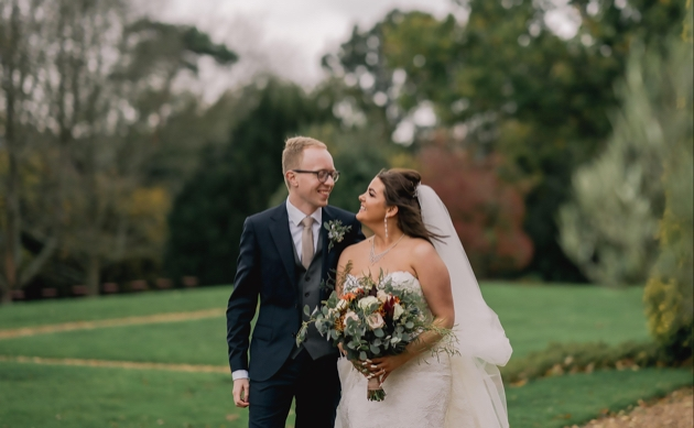 Say your vows at Hartsfield Manor