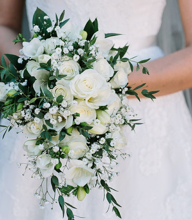 How to choose flowers that are perfect for a winter wedding