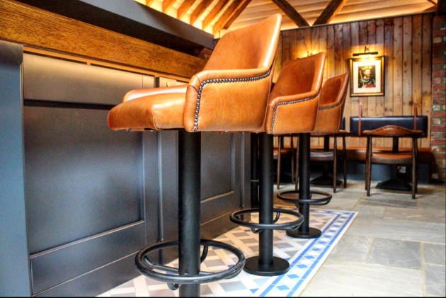 The former Loch Fyne restaurant in Egham has been loving converted into a pub