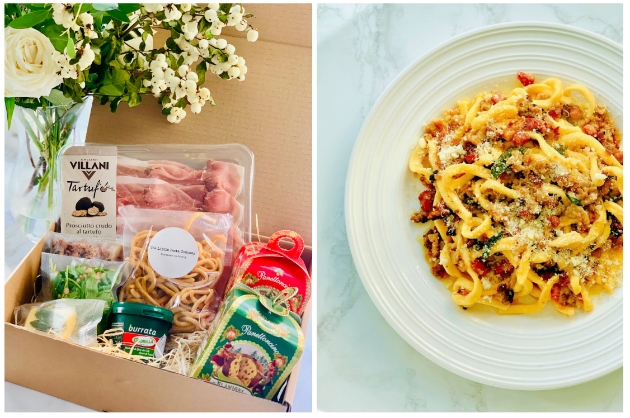 The Little Pasta Company launches Christmas version of best-selling date night box