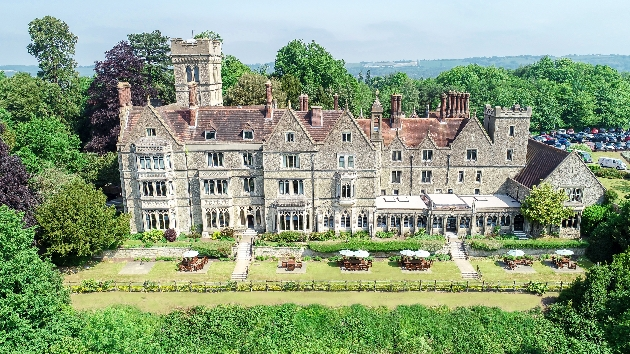 Dance the night away at Nutfield Priory Hotel & Spa