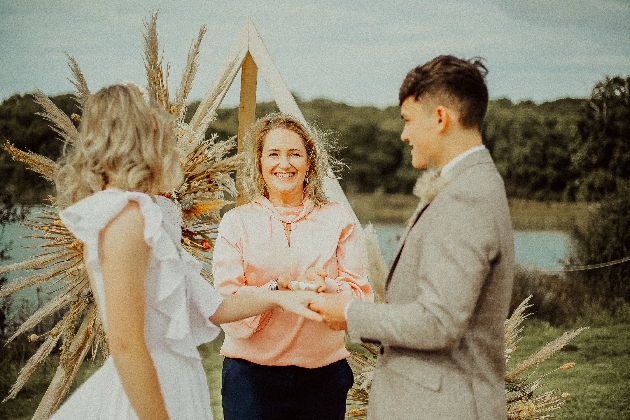 Helen Noble from the Celebrant of Surrey tells us how you can plan an intimate celebration