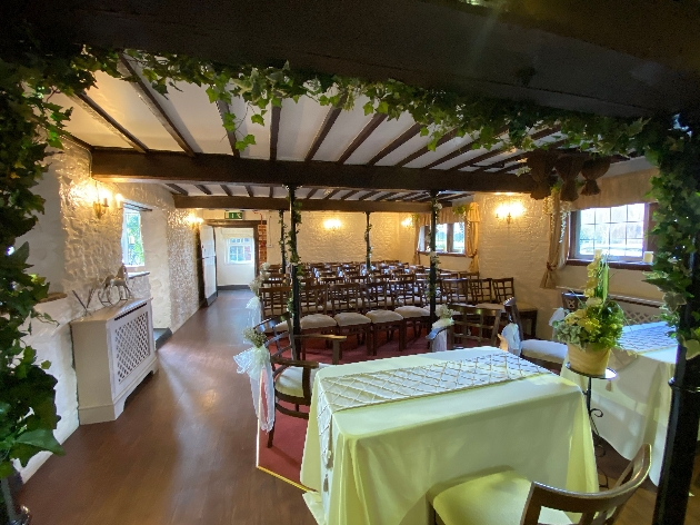 Find out more about wedding venue, Coltsford Mill