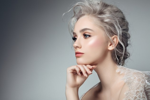 The latest hair and make-up trends