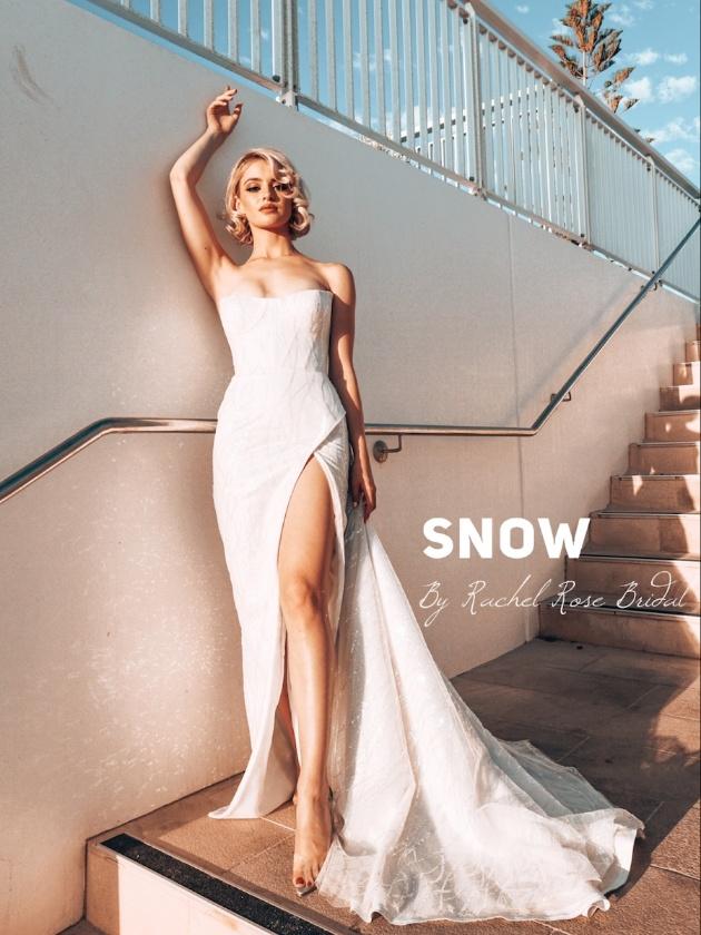 Always & Forever Bridal is now stocking Australian designer, Rachel Rose
