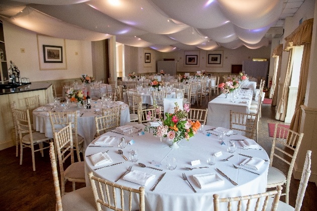 Celebrate your big day at Clock Barn Hall