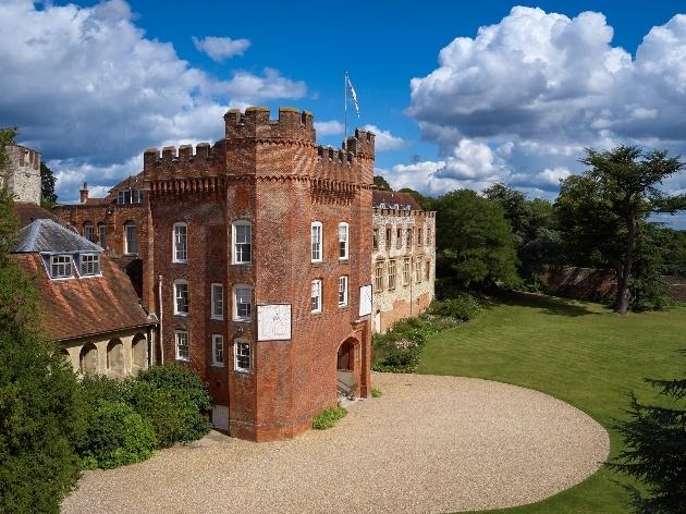 Tie the knot at Farnham Castle