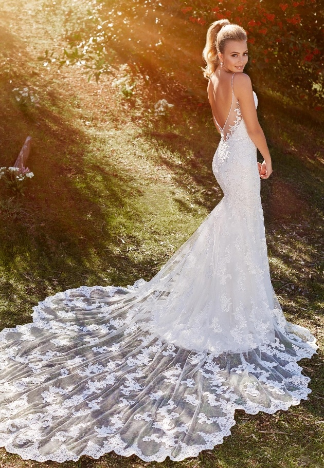 Brides Visited reveal some of their best seasonal wedding dresses