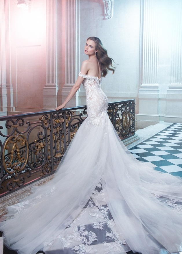 Brides Visited reveal some of their best dresses