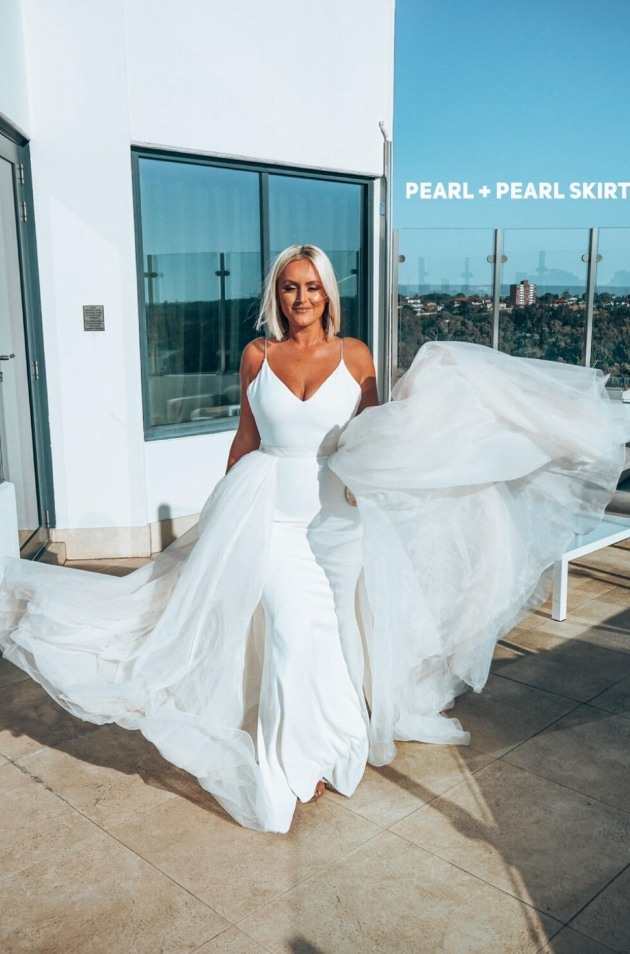Always & Forever Bridal reveal some of their dresses