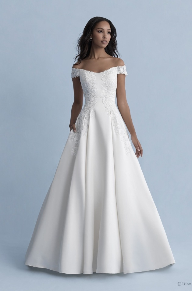Always & Forever Bridal share some of their most favourite wedding dresses