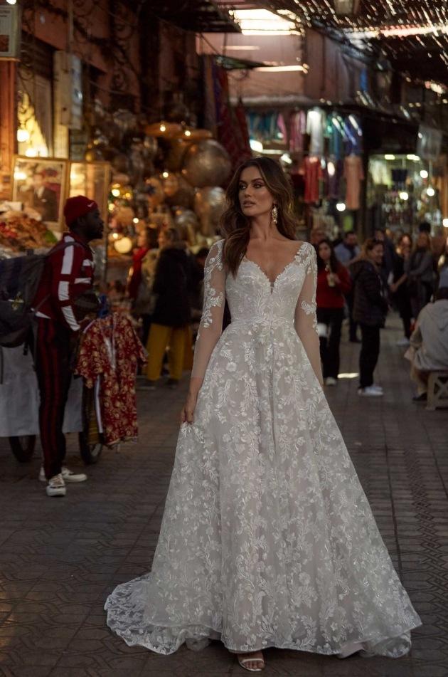 Wedding Frox highlight some of their favourite gowns