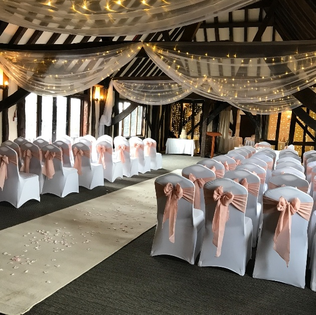 We interview local venue stylist, Maxine Cole from Chair Cover Dreams